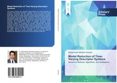 Bookcover of Model Reduction of Time-Varying Descriptor Systems