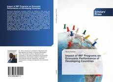 Обложка Impact of IMF Programs on Economic Performance of Developing Countries