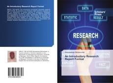 Borítókép a  An Introductory Research Report Format - hoz