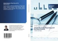 Bookcover of Online Business Reporting and Its Determinants