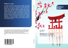 Copertina di Religions in Japan