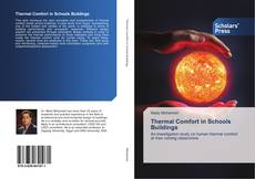 Bookcover of Thermal Comfort in Schools Buildings
