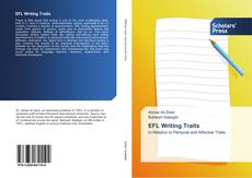 Bookcover of EFL Writing Traits