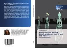 Capa do livro de Energy Efficient Network Planning Schemes for LTE and LTE-Advanced
