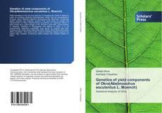 Bookcover of Genetics of yield components of Okra(Abelmoschus esculentus L. Moench)