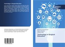 Bookcover of Technology in Surgical Education