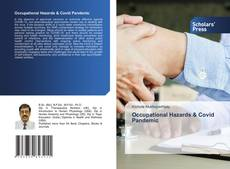 Bookcover of Occupational Hazards & Covid Pandemic
