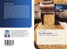 Bookcover of Rice Mill Industry