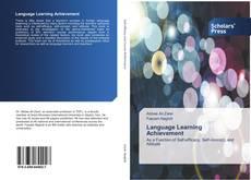 Buchcover von Language Learning Achievement