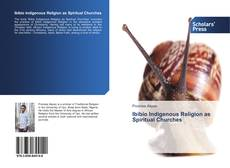Bookcover of Ibibio Indigenous Religion as Spiritual Churches