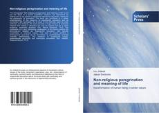 Buchcover von Non-religious peregrination and meaning of life