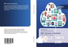 Bookcover of ERP- Panacea to Business