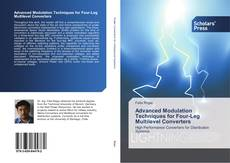 Capa do livro de Advanced Modulation Techniques for Four-Leg Multilevel Converters
