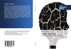 Bookcover of Punjab Terrorism