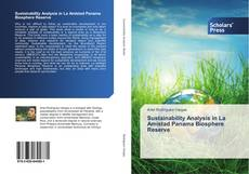 Sustainability Analysis in La Amistad Panama Biosphere Reserve的封面