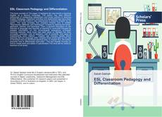 Portada del libro de ESL Classroom Pedagogy and Differentiation