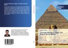 Capa do livro de The Arab Spring in Egypt: the Role of Social Media