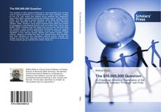 Couverture de The $50,000,000 Question
