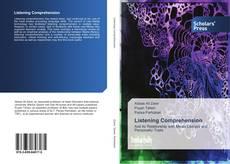 Couverture de Listening Comprehension