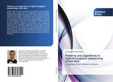 Bookcover of Patterns and algorithms in high-throughput sequencing count data