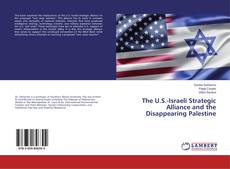 Bookcover of The U.S.-Israeli Strategic Alliance and the Disappearing Palestine