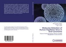 Capa do livro de Molecular Detection of Human Papilloma Virus in Oral Carcinoma