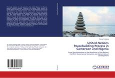 Bookcover of United Nations Peacebuilding Process in Cameroon and Nigeria