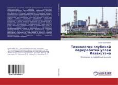 Технологии глубокой переработки углей Казахстана kitap kapağı