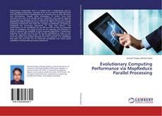 Bookcover of Evolutionary Computing Performance via MapReduce Parallel Processing