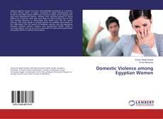 Domestic Violence among Egyptian Women kitap kapağı