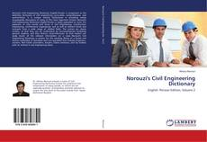 Norouzi's Civil Engineering Dictionary kitap kapağı