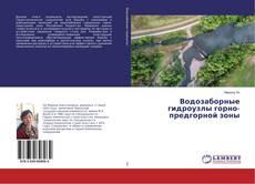 Bookcover of Водозаборные гидроузлы горно-предгорной зоны