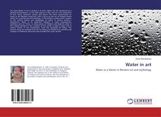 Bookcover of Water in art