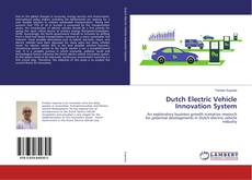 Bookcover of Dutch Electric Vehicle Innovation System