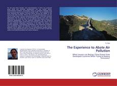 Bookcover of The Experience to Abate Air Pollution
