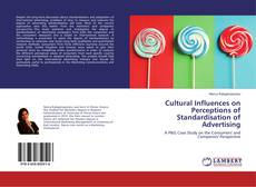 Bookcover of Cultural Influences on Perceptions of Standardisation of Advertising