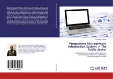 Bookcover of Programme Management Information System In The Public Sector