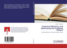 Bookcover of Technical Efficiency and Optimizing the Cropping Pattern