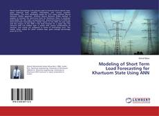 Обложка Modeling of Short Term Load Forecasting for Khartuom State Using ANN