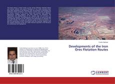 Developments of the Iron Ores Flotation Routes kitap kapağı
