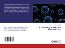 Bookcover of On the Theory of Emulsion Polymerization