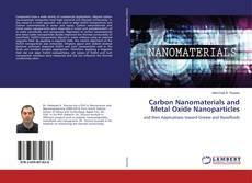 Capa do livro de Carbon Nanomaterials and Metal Oxide Nanoparticles