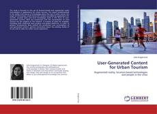 Capa do livro de User-Generated Content for Urban Tourism