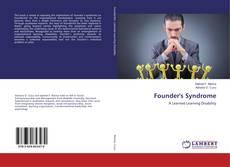 Founder's Syndrome kitap kapağı