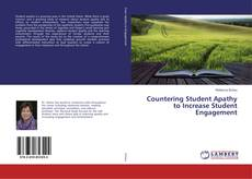 Countering Student Apathy to Increase Student Engagement kitap kapağı