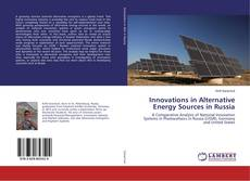 Buchcover von Innovations in Alternative Energy Sources in Russia