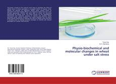 Capa do livro de Physio-biochemical and molecular changes in wheat under salt stress