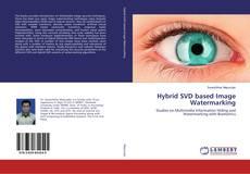 Capa do livro de Hybrid SVD based Image Watermarking