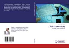 Capa do livro de Clinical laboratory