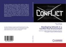 Buchcover von Developing Schools in a Conflict-free Environment